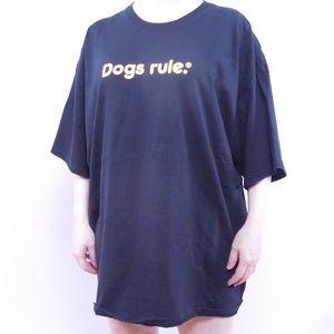 Dogs Rule shirt